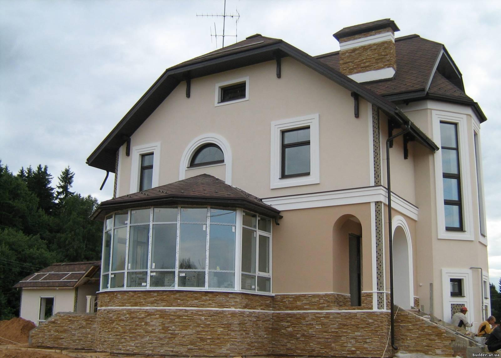 Дизайн отделка домов фото