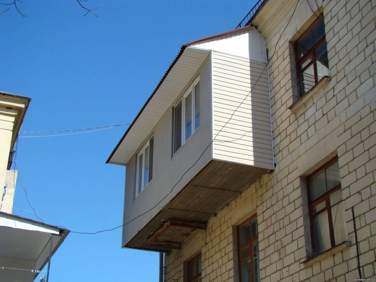 Расширение балконов во все стороны. в г.краснодар краснодарс.